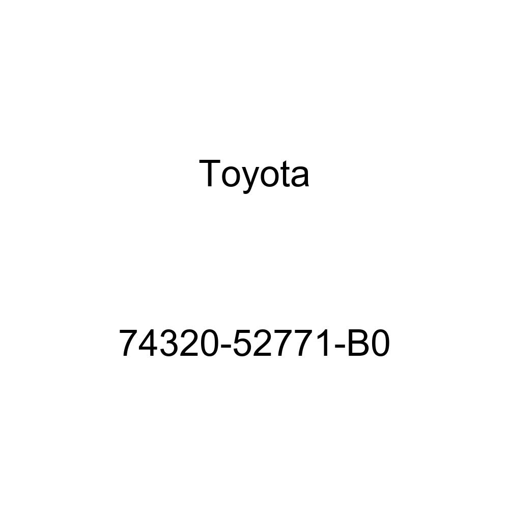 TOYOTA Genuine 74320-52771-B0 Visor Assembly