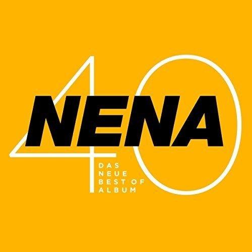 Price comparison product image Nena 40: Das Neue Best Of Album