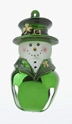 Pack of 24 Irish Snowman Jingle Buddies Christmas Ornaments (Jingle Buddies Snowman)