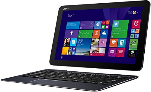 ASUS Transformer Book Chi 12.5-Inch T300CHI-F1-DB Slim All-Aluminum 2 in 1 Detachable Touchscreen Laptop, Core M, 4 GB RAM, 128 GB SSD (Transformer Asus Laptops)