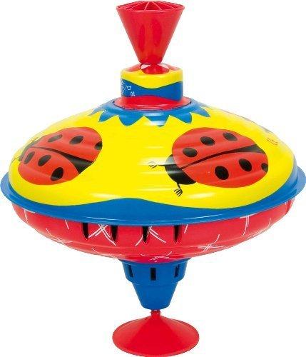 Ksm Children's Ladybug Musical Top by Ksm by Ksm (Image #1)