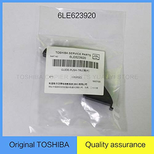 Printer Parts 12Pieces Guide Gear Original Toshiba Copier Parts 6LE62392000 Guide-Push-TRU for Toshiba Copier Model 166