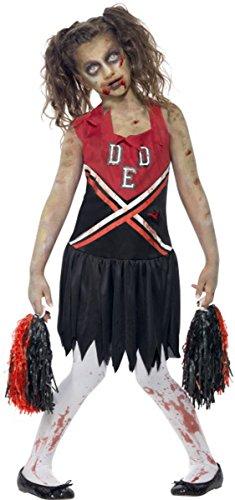 Zombie Cheerleader Costume Medium