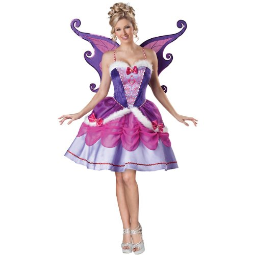 InCharacter Costumes Women's Sugarplum Fairy Costume, Purple, Small -