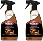 Weiman Leather Cleaner and Conditioner - 16 Ounce - Use On