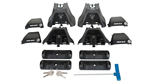 Rhino-Rack (4) for Vortex Aero Leg Kit (2500 Rhino Rack)