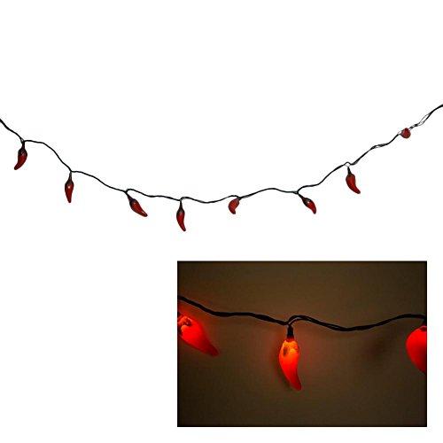 Chili Pepper Party Lights - Chili Pepper Light Set