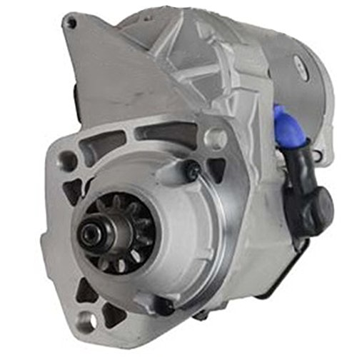 AMX34103 New Gear Reduction Starter For John Deere Tractor 4050 4055 4230 4240 + by Aftermarket John Deere, JD
