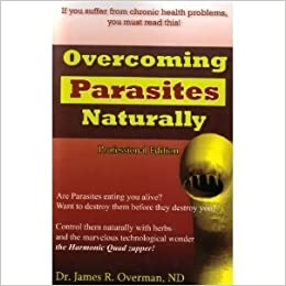 Buy Overcoming Parasites Naturally: Professional Edition Book Online