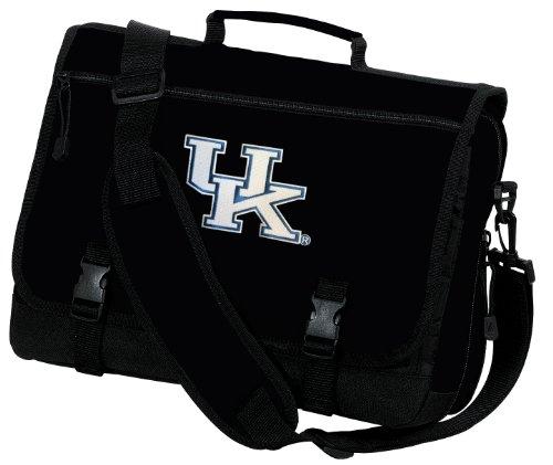 Kentucky Wildcats Laptop Bag (University of Kentucky Laptop Bag Kentucky Wildcats Computer Bag or Messenger Bag)