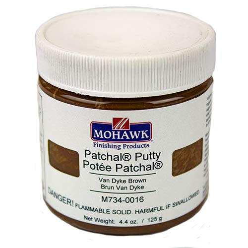 Mohawk Finishing Products Patchal Putty (Van Dyke Brown): Wood Putty