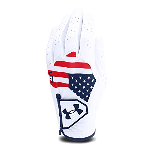Under Armour UA CoolSwitch — Spieth Jr. Edition LSM Red ()