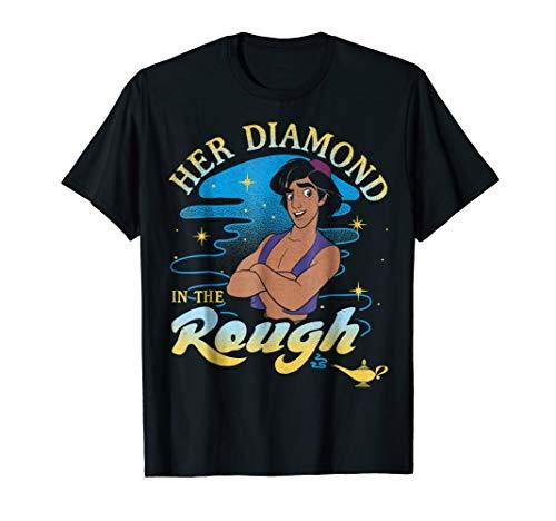 Disney Aladdin Her Diamond In The Rough Portrait T-Shirt ()