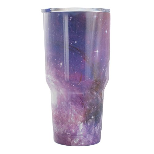 (BonBon 30oz Travel Mug Vacuum Insulated Cup (Galaxy) )