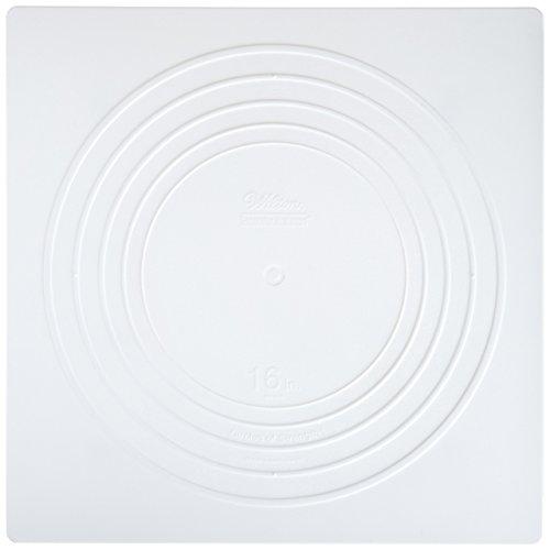 Wilton Decorator Preferred Square Separator Plate for Cakes, 16-Inch, Cake Decorating Supplies ()