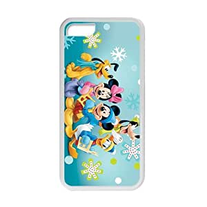 meilz aiaiSVF Mickey Mouse and Friends Caroling disney Phone case for iphone 6 plus 5.5 inchmeilz aiai