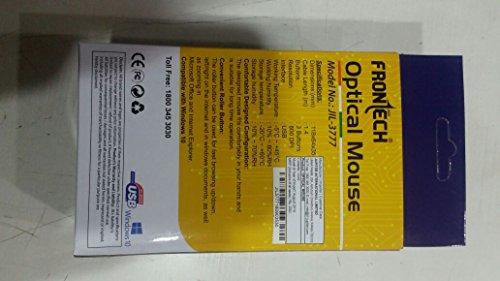 Frontech Optical Mouse JIL 3777