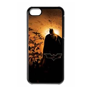 DIY iPhone 5C phone case With Batman Pattern , Perfectly Fit Your Smartphone