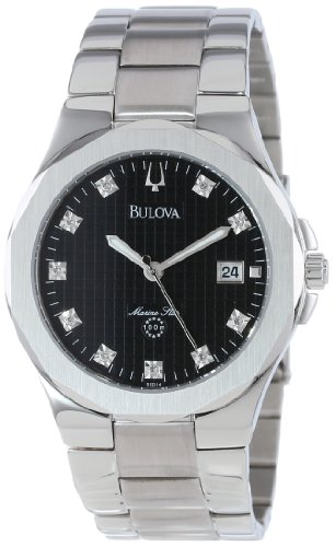 Bulova Men's 96D14 Marine Star Watch ()