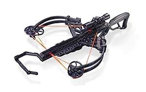 """Bear X Crossbows Archery Bruzer FFL Crossbow Package, 34"""", Black"""