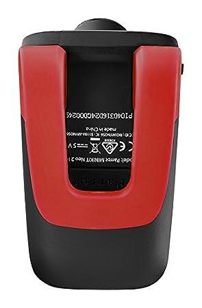 Parrot pf420203aa Lautsprecher Schwarz Rot