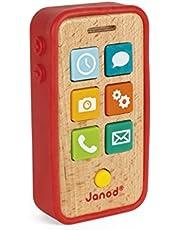 Janod J05334 Smartphone hout met functies