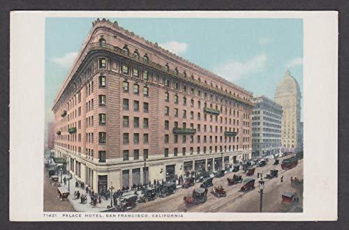 Palace Hotel San Francisco CA postcard 1910s (Ca Palace)