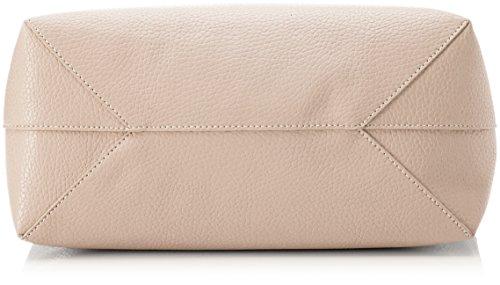 Trussardi Jeans Violet, Borsa a Spalla Donna, 27x27x15 cm Rosa
