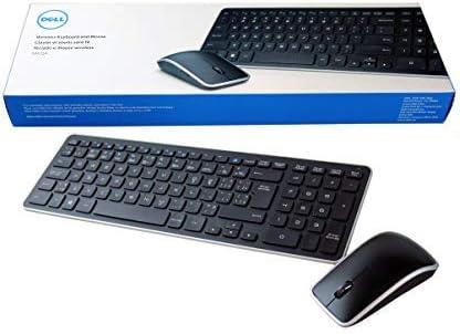 Dell KM714 French - Combo de Teclado y ratón inalámbricos 580 ...