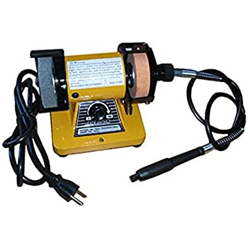 3 Quot Electric Bench Grinder Stone Grinding W Flex Shaft