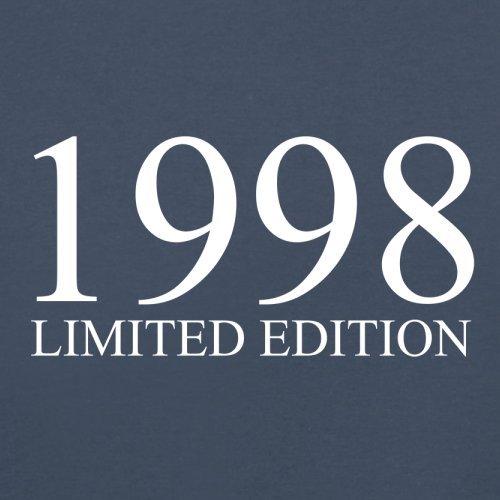 1998 Limierte Auflage / Limited Edition - 19. Geburtstag - Herren T-Shirt - Navy - L