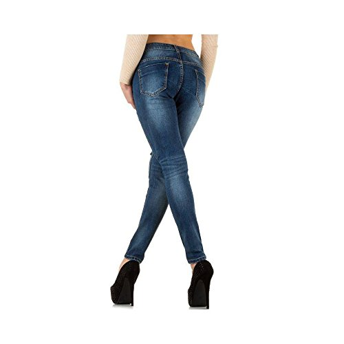 Jeans Maxatys Donna Maxatys Blu Jeans 0RXq7Fwx
