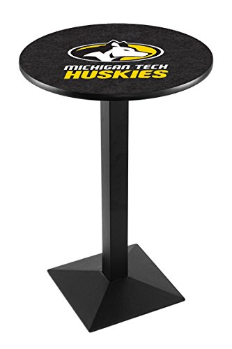 Holland Bar Stool L217B Michigan Tech University Officially Licensed Pub Table, 28