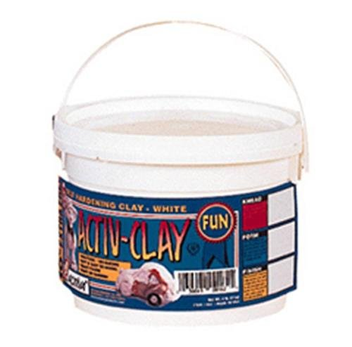 Activ Clay Air (ACTIV-CLAY WHITE 10 LB. by ACTIVA PRODUCTS)