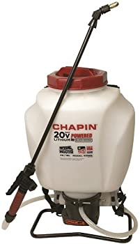 Chapin 63985 4-Gal. 20-volt Wide Mouth Battery Backpack Sprayer