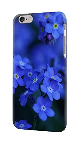 E0782 Forget me not Case Cover For IPHONE 6S