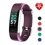 Best Fitness Tracker Watches - LETSCOM Fitness Tracker Color Screen, Activity Tracker Review