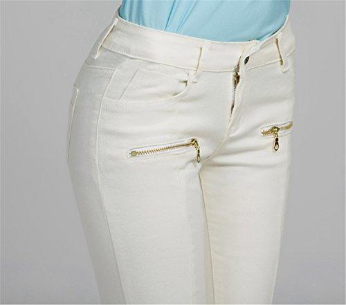 Zll OE - Pantalón - para mujer - - Beige2#