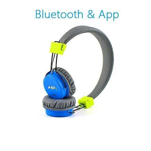 GranVela XP1 Plegable On-Ear Auriculares inalámbricos ...