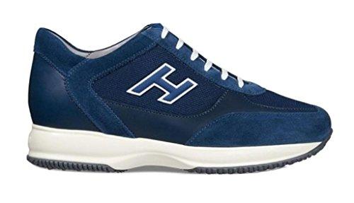 Hogan Herren Sneaker Blau Blau