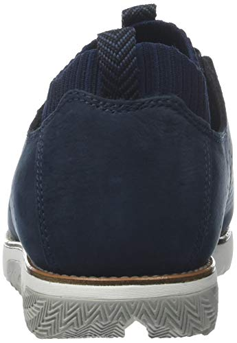 Baskets Homme Knit marine Bleu Oxford Puppies Exp Hush 10 HqIXn