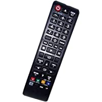 Replaced Remote Control Compatible for Samsung HT-H5500W/ZA HTJM41 HT-J4530 HTJ5500W/ZA HT-H4550R 3D Blu-Ray DVD Home Theater Sound System
