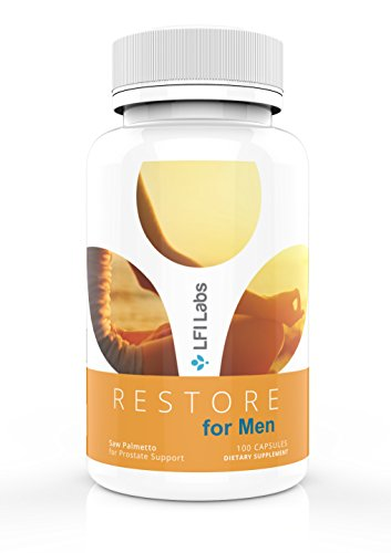Restore Men Saw Palmetto Supplement