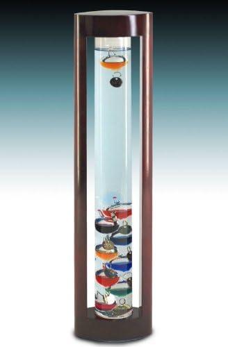 Galileo thermomètre en verre 44 cm-GAL05