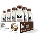 Bai Cocofusions Molokai Coconut, Antioxidant Infused Beverage, 18 Fl. Oz. Bottles (Pack of 12)