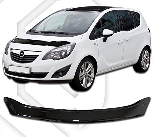 Bonnet bra Corsa C Stoneguard Protector Hood Bra Car Bonnet Front End Mask Cover Tuning NEW