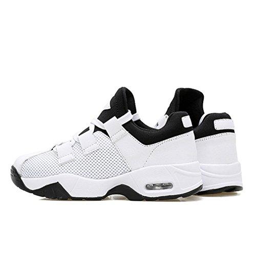 adulto blanco Unisex LFEU altas Zapatillas qITO6t