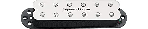 Seymour Duncan SL591 Little 59 White Bridge Strat Pickup