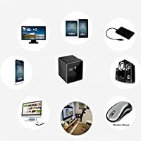 LED DLP Mini Proyector HD 1080P portable proyector video elegante ...