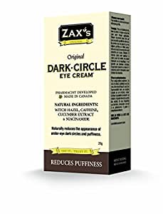 Zax's Dark-Circle Eye Cream